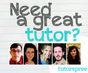 Contest Entry #                                        3                                      for                                         Banner Ad Design for www.tutorspree.com
