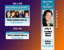 #71 for Banner Ad Design for www.tutorspree.com af oasisjoel