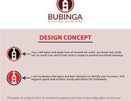 Nro 415 kilpailuun Design a Logo for an upscale Coffee, Beer and Wine Bar käyttäjältä munnakhalidhasan
