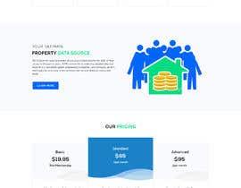 Nro 51 kilpailuun Design a Website Mockup - Great Rough Draft/Content Ready! käyttäjältä yasirmehmood490