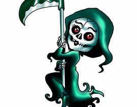 #12 Draw a Grim Reaper on a pole részére jasongcorre által