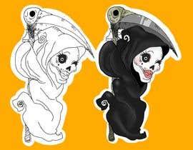 #13 Draw a Grim Reaper on a pole részére berragzakariae által