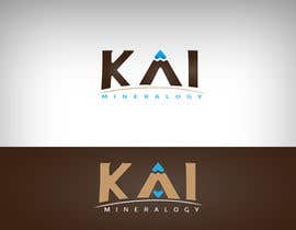 #271 para Logo Design for Kai Mineralogy por tarakbr