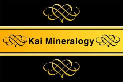 #395 for Logo Design for Kai Mineralogy by OneTeN110