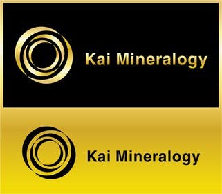 #407 for Logo Design for Kai Mineralogy by OneTeN110