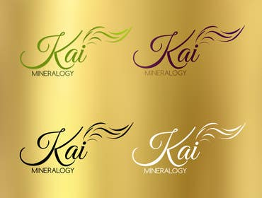 #279 for Logo Design for Kai Mineralogy by ewebshine4pro