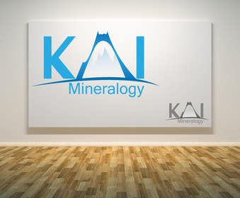 #232 for Logo Design for Kai Mineralogy by salunkeswagat