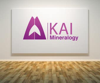 #267 for Logo Design for Kai Mineralogy by salunkeswagat