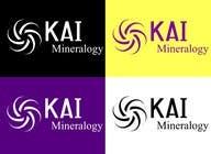 Graphic Design Конкурсная работа №280 для Logo Design for Kai Mineralogy