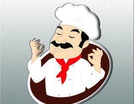 #65 für The Savy Chef Logo von shahriarakbar