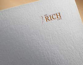 #45 untuk Design a Logo for My RICH Life oleh GRrasel05