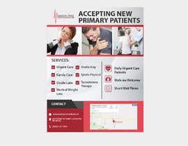 #3 untuk urgent care flyer oleh mariefaustineds