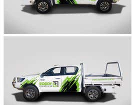 #158 for A vehicle wrap af ouaamou