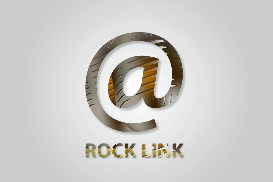 Bài tham dự cuộc thi #214 cho Logo Design for Rock Link
