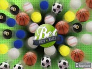 Contest Entry #6 for Graphic Design for Bet Your Balls Pty Ltd