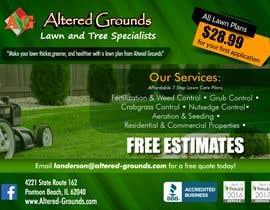 nº 9 pour Design a print ad for a lawn care business par harsh43