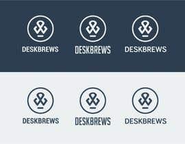 Nro 83 kilpailuun Design a Logo for DeskBrews käyttäjältä zvercat27