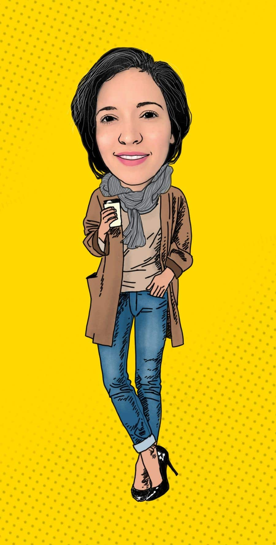 Entry 16 By Berragzakariae For Caricature Cartoon Art Work For Podcast Freelancer