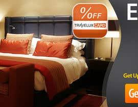 #28 untuk Design a Banner for a new discount hotel club oleh rollu7281