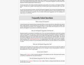 nº 26 pour One page site redesign par bellalbellal25