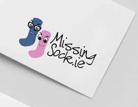#4 untuk Design a Logo for The Missing Sock.ie oleh itrimmers