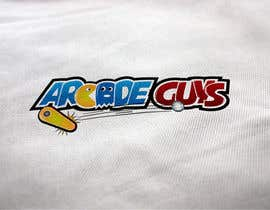 #189 para Logo Design for Arcade Guys por alinhd