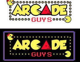 nº 170 pour Logo Design for Arcade Guys par UpMedia