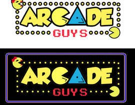 nº 172 pour Logo Design for Arcade Guys par UpMedia