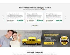#36 for WebSite for Online Insurance Company af nikil02an
