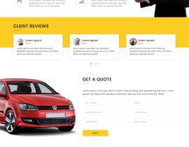 #55 for WebSite for Online Insurance Company af sudpixel
