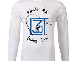 #16 para Design a Pro Fishing Team Shirt por kanishkkk