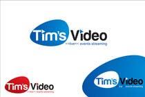Graphic Design Kilpailutyö #507 kilpailuun Logo design for Tim's Video