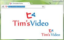 Contest Entry #394 for Logo design for Tim's Video