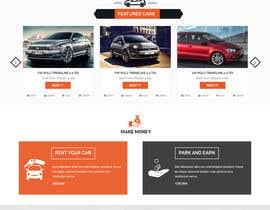#19 for Design a peer-to-peer car rental marketplace website by satbaldev