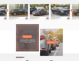#14 cho Design a peer-to-peer car rental marketplace website bởi Yule4ka5555