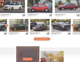 #16 cho Design a peer-to-peer car rental marketplace website bởi Yule4ka5555