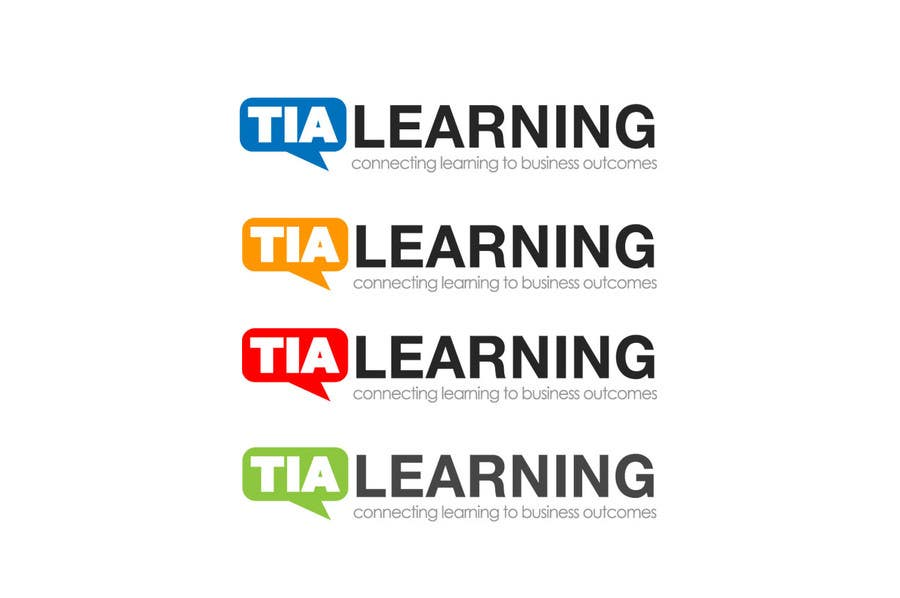 #449 for Logo Design for TIA Learning by IzzDesigner
