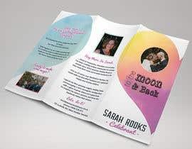 nº 8 pour Marriage Celebrant Brochure par debeljic