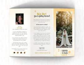 nº 4 pour Marriage Celebrant Brochure par graphitects