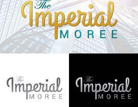 #679 para Design a logo for ---- The Imperial Moree  - Guest Rooms por aashiq96