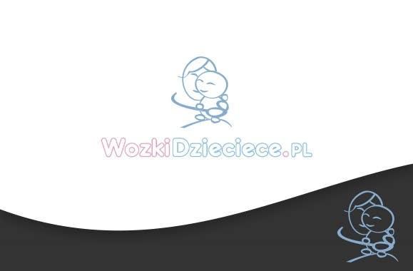 Bài tham dự cuộc thi #                                        24                                      cho                                         Zaprojektuj logo sklepu fizycznego i internetowego z wózkami i fotelikami.