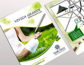 Nro 15 kilpailuun Create an advertise of size ( 4.25 inch height and 2.75 wide ) for yoga and ayurveda center käyttäjältä krishno11