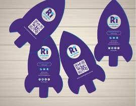 Nro 185 kilpailuun business card design for a digital marketing company! käyttäjältä tayyabaislam15