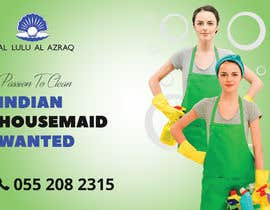 #14 untuk Advertisement for FB to hire Indian Housemaid oleh saifulisaif22
