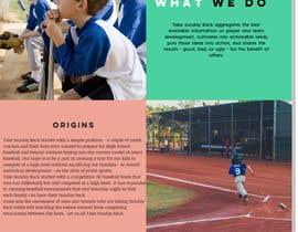 #25 για Simple wix.com sports-oriented not-for-profit website από anushahiremath