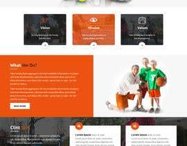 #31 για Simple wix.com sports-oriented not-for-profit website από ayan1986