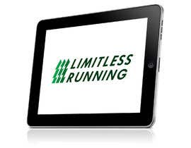#16 για Looking for a new logo for a running apparel company that specializes in shirts and hats. The company name is Limitless Running. The theme should revolve around nature and trail running. Pine trees, mountains, etc. από SviP