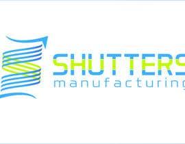 nº 52 pour New Logo for shutters company par super1formateur