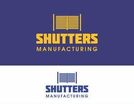nº 29 pour New Logo for shutters company par namishkashyap