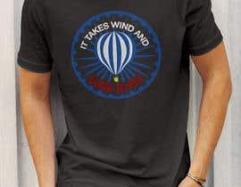 Nro 22 kilpailuun Hot Air Balloon Tshirt Design käyttäjältä Mostakim1011